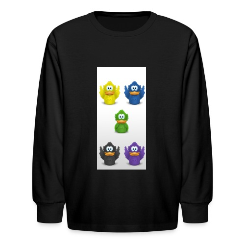 5 adiumys png - Kids' Long Sleeve T-Shirt