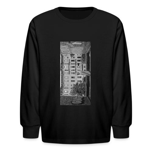 blackiphone5 - Kids' Long Sleeve T-Shirt