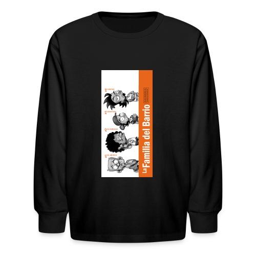 case1iphone5 - Kids' Long Sleeve T-Shirt
