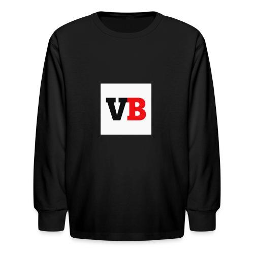 Vanzy boy - Kids' Long Sleeve T-Shirt