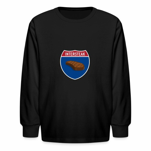 Intersteak - Kids' Long Sleeve T-Shirt