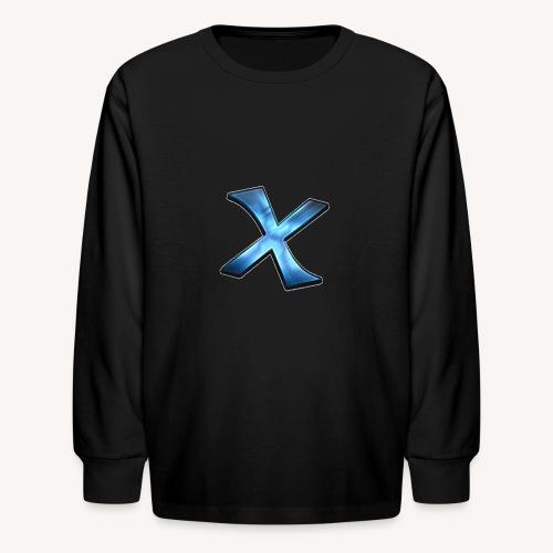 Predrax Ninja X Exclusive Premium Water Bottle - Kids' Long Sleeve T-Shirt