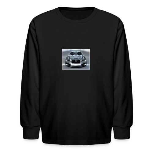 Jaguar XF - Kids' Long Sleeve T-Shirt