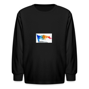 ic-7497 - Kids' Long Sleeve T-Shirt