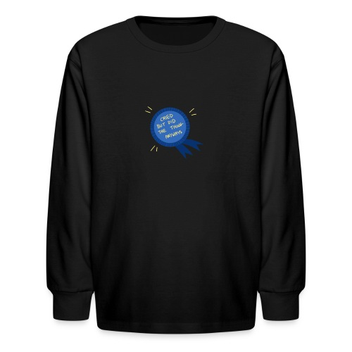 Regret - Kids' Long Sleeve T-Shirt