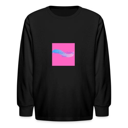 Bindi Gai s Clothing Store - Kids' Long Sleeve T-Shirt