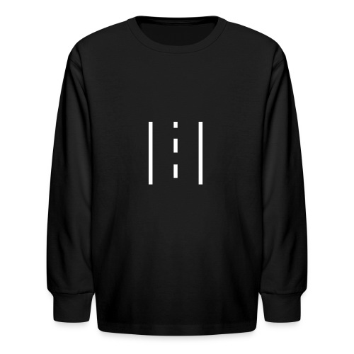 Roadz v1.0 - Kids' Long Sleeve T-Shirt
