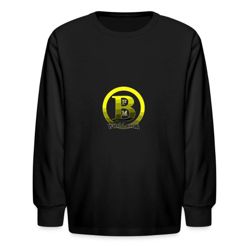 BFMWORLD - Kids' Long Sleeve T-Shirt