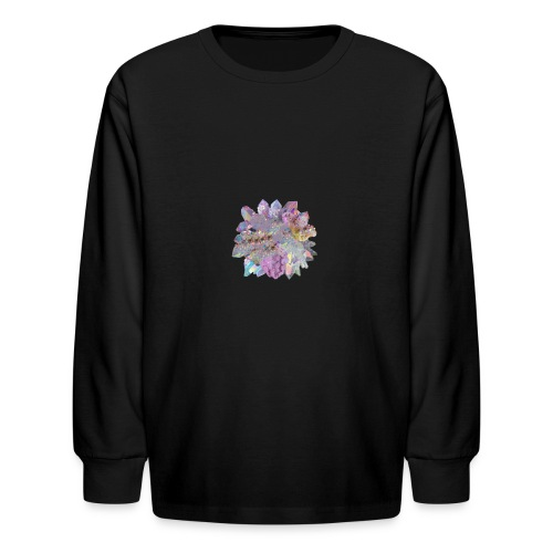CrystalMerch - Kids' Long Sleeve T-Shirt