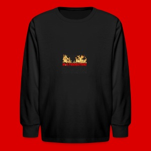 Official M.O.S Hoodie - Kids' Long Sleeve T-Shirt
