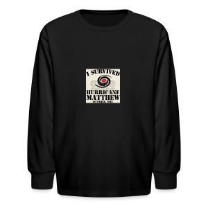 Matthew T-shirts - Kids' Long Sleeve T-Shirt