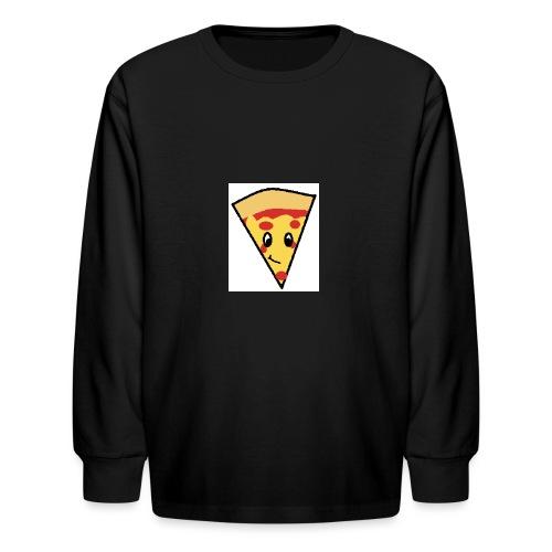 pizza 2 - Kids' Long Sleeve T-Shirt