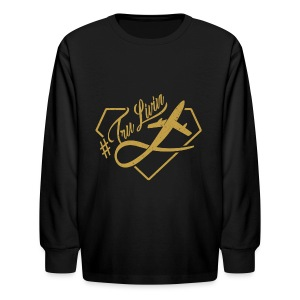 LogoDesign - Kids' Long Sleeve T-Shirt