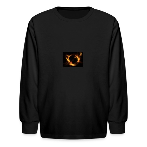 Fire Extreme 01 Merch - Kids' Long Sleeve T-Shirt