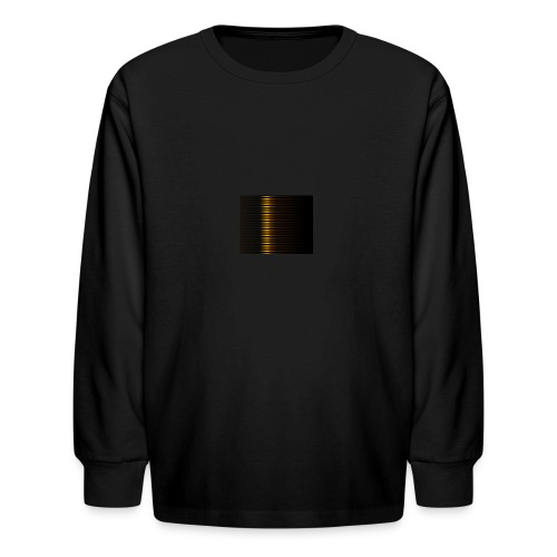 Gold Color Best Merch ExtremeRapp - Kids' Long Sleeve T-Shirt