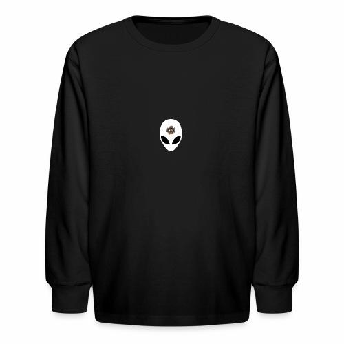 Amphibious Thoughts - Kids' Long Sleeve T-Shirt