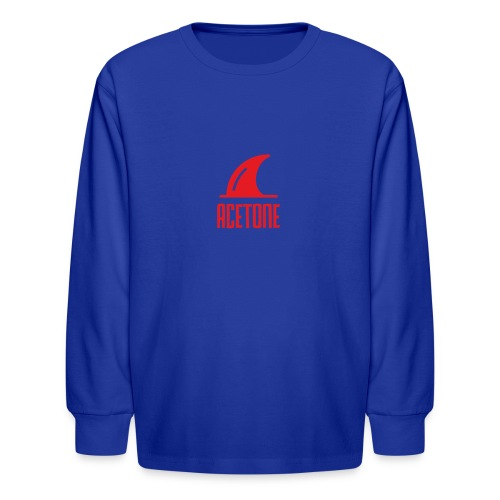 ALTERNATE_LOGO - Kids' Long Sleeve T-Shirt