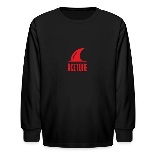 ALTERNATE_LOGO - Kids' Long Sleeve T-Shirt