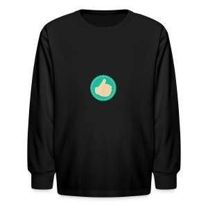 Thumb Up - Kids' Long Sleeve T-Shirt