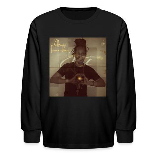 Signature Kulturefree SoulRMatrix - Kids' Long Sleeve T-Shirt