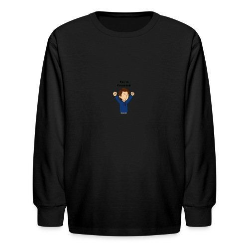 You're Grounded - Kids' Long Sleeve T-Shirt