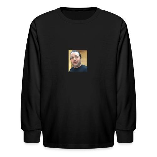 Hugh Mungus - Kids' Long Sleeve T-Shirt