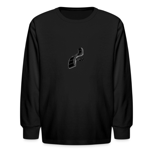Fly LOGO - Kids' Long Sleeve T-Shirt