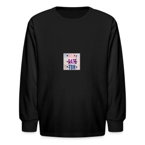 IMG_20161128_220047 - Kids' Long Sleeve T-Shirt