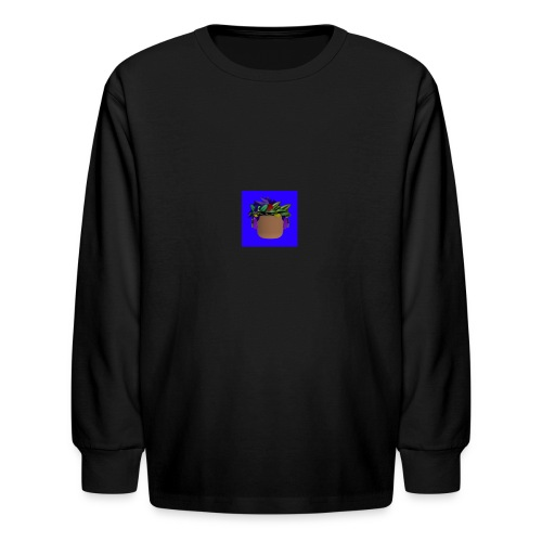 CoolGuy games logo - Kids' Long Sleeve T-Shirt