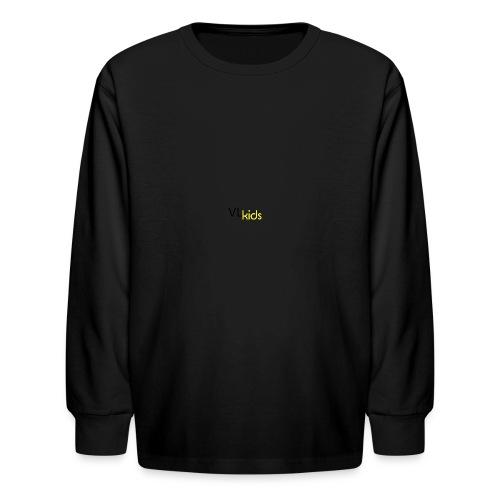 VLkids Transp - Kids' Long Sleeve T-Shirt
