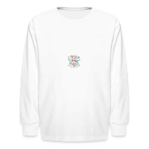lit - Kids' Long Sleeve T-Shirt