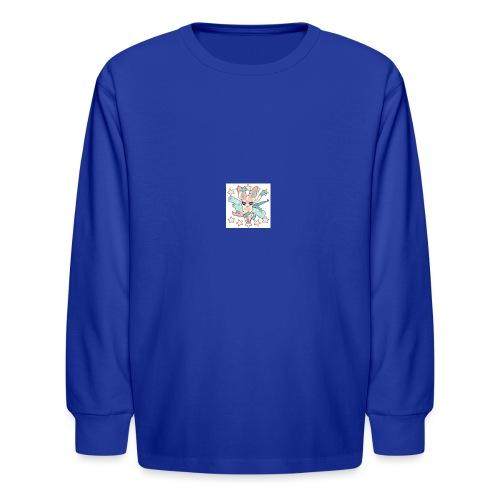 lit - Kids' Long Sleeve T-Shirt