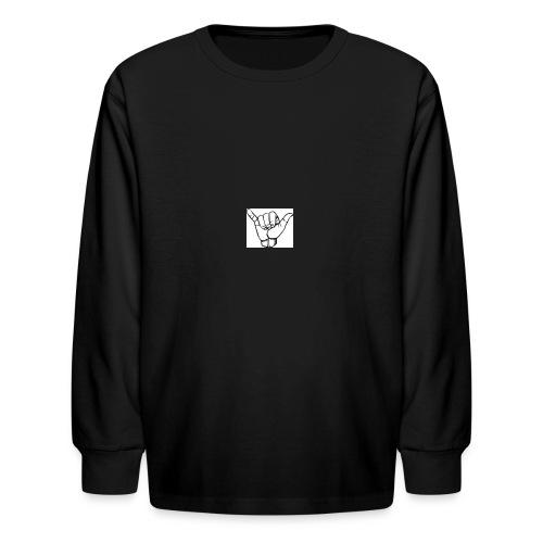 cup - Kids' Long Sleeve T-Shirt