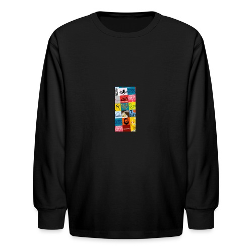 Creative Design - Kids' Long Sleeve T-Shirt