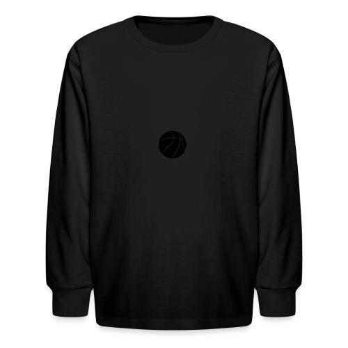 Kids Basketball T-shirt - Kids' Long Sleeve T-Shirt