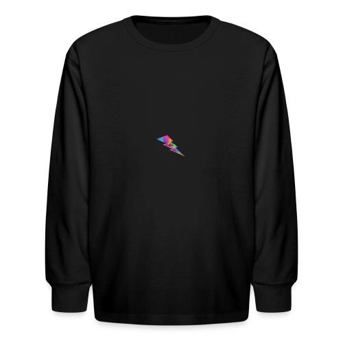 RocketBull X E - Kids' Long Sleeve T-Shirt