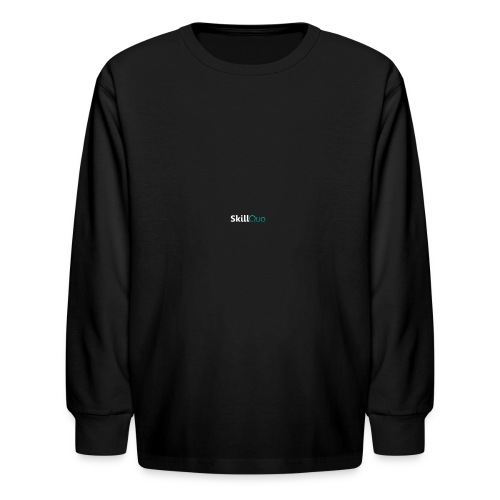 SkillQuo Light - Kids' Long Sleeve T-Shirt