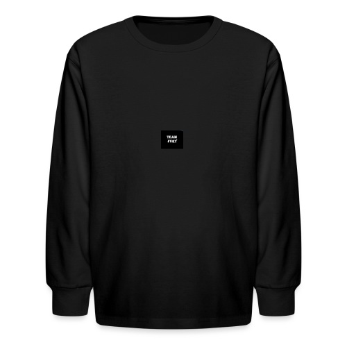 Team Fury - Kids' Long Sleeve T-Shirt