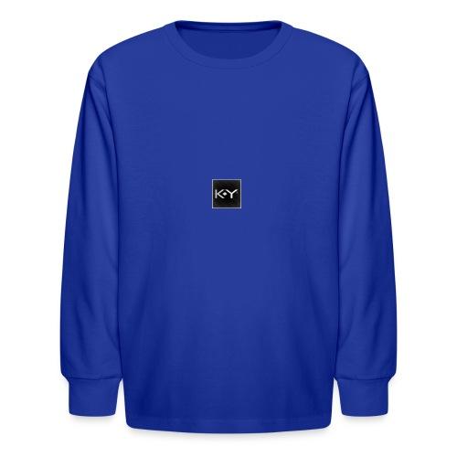Kundan - Kids' Long Sleeve T-Shirt