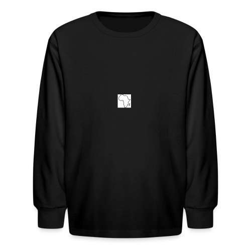 Afri-wears - Kids' Long Sleeve T-Shirt