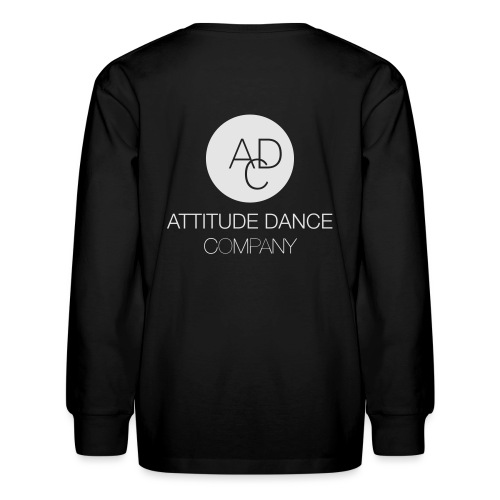 ADC Logo - Kids' Long Sleeve T-Shirt