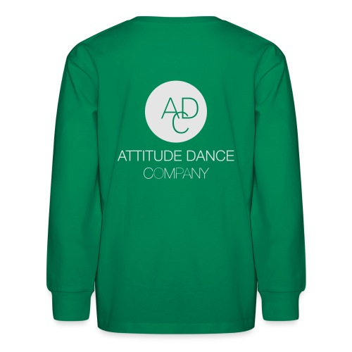 ADC Logo - Kids' Long Sleeve T-Shirt