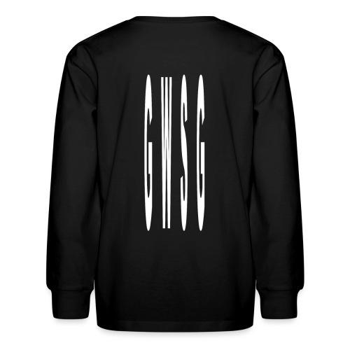 GWSG Type - Kids' Long Sleeve T-Shirt