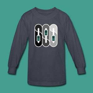 Silverman Sound Studios Logo - Kids' Long Sleeve T-Shirt