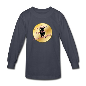 Indie Artist (Rapper/Hip Hop) - Kids' Long Sleeve T-Shirt
