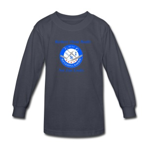 Barbershop Books - Kids' Long Sleeve T-Shirt
