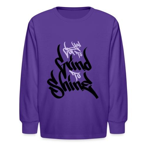 GTS - Kids' Long Sleeve T-Shirt
