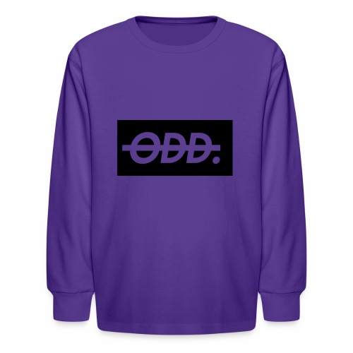 Odyssey Brand Logo - Kids' Long Sleeve T-Shirt
