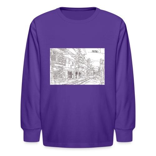 StreetLines - Kids' Long Sleeve T-Shirt