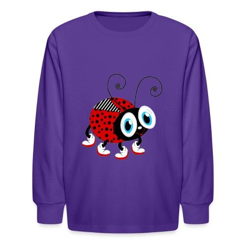 Ladybug T-Shirts Gifts Daughter - Kids' Long Sleeve T-Shirt
